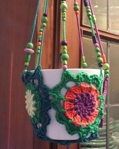 Captivating All About Crochet Ideas. Awe Inspiring All About Crochet Ideas. Art Au Crochet, Love Crochet, Crochet Granny, Crochet Gifts, Knit Crochet, Cotton Crochet, Crochet Flower Patterns, Crochet Designs, Crochet Flowers