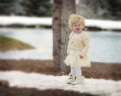 www.frostedproductions.com | #utah #photographer #commercial #photography #fashion #child #model #cute #little #girl #snow #winter #pine #trees