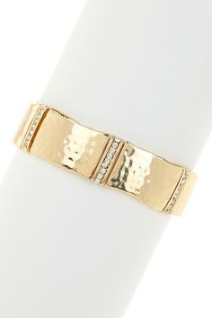 Miranda Panel Bracelet by Olivia Welles on @HauteLook