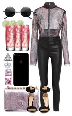 """""""*1772"""" by asoc10 ❤ liked on Polyvore featuring Haider Ackermann, Prabal Gurung, Buckley, Versace, BERRICLE, Gianvito Rossi, Retrò, 28, party and tuesday"""
