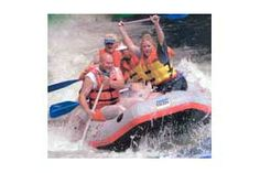 Rolling Thunder River Company: Family-friendly rafting trips for over 30 years. Guided/Non-guided on the Nantahala River; guided only on the Ocoee River.