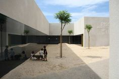 Sports Pavilion In Cadiz / EDDEA