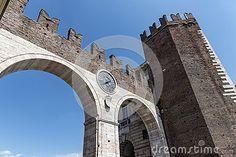 I portoni della Brá at corso Porta Nuova, Verona, Italy