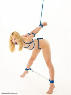 best bondage postions