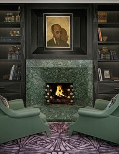 Rich green stone is catching the eye of tastemakers who stand at the crosspoint of tradition, reinvention and the thrill of the unexpected. Jenny Dalton reports