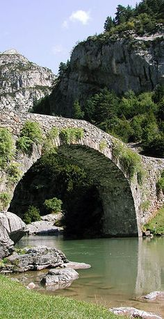 Ordesa Huesca,  Spain.    I will be dressing up in my Pirate outfit and walking around there. Dead serious.