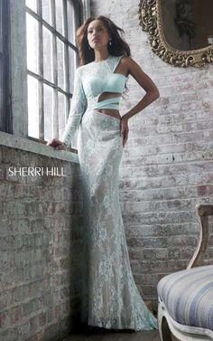 Sherri Hill 21279 Stunning Long DressOutlet