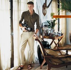 interior digest: Cape Lodge by Ralph Lauren