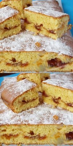 Sweet Pastries, Polish Recipes, Cake Recipes, French Toast, Deserts, Food And Drink, Cooking Recipes, Pie, Sweets