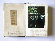 Influential photographer Nigel Shafran shares the journals that back up his…