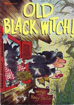 Old Black Witch!  A favorite from childhood!