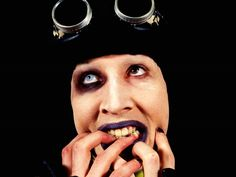 marilyn manson image: Wallpapers Collection by Edison Ross (2017-03-21)