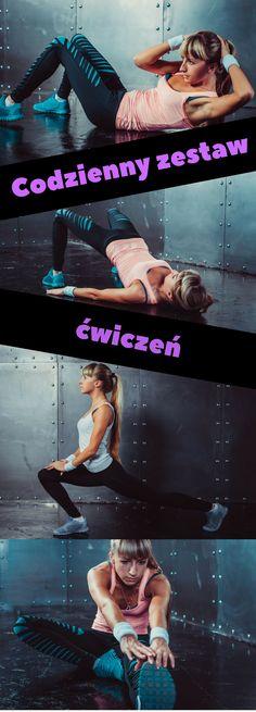 Poranny trening najlepszym sposobem na rozbudzenie.  #workout #morning #fitness…