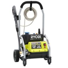 Ryobi 1700-PSI 1.2-GPM Electric Pressure Washer-RY14122 - The Home Depot