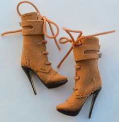 Integrity Toys Fashion Royalty FR2 Boots Shoes #Dolls
