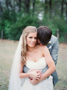 Darling bridal style with hair and makeup by Brittany Jones. Photo by Tracy Enoch Photography. #wedding #beauty #bridal #hair #makeup