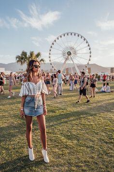 Coachella 2017 outfit