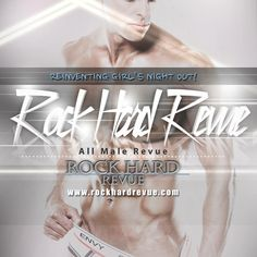 I'm in. To announce to the 400+ ladies that will be in attendance during Black and White Weekend that we are pleased to welcome Rock Hard Revue to perform for you all Friday evening, May 6. Feel free to like, tag and share in also making this truly one of a kind charity weekend the ultimate girls nights out. Tickets will undoubtedly sell out even faster now. They'll see you all there. :) blackandwhiteweekend.com