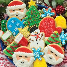 """Cookies & Christmas"" ~ a 500 piece jigsaw puzzle by Springbok Puzzles. Artist: Aunt Mary's Cookies"