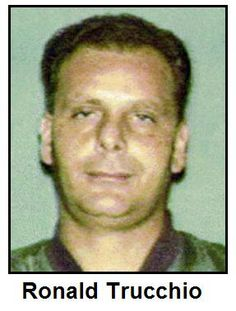 """Ronald Joseph Trucchio (born 1951) also known as """"One Armed Ronnie"""", is a New York mobster with the Gambino crime family who ran the The Ozone Park Boys crew during the 1990s"""