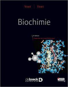Amazon.fr - Biochimie - Donald Voet, Judith G. Voet - Livres