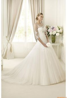 Robes de mariée Pronovias Daifa 2013
