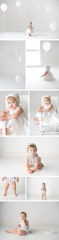 One Year Session | Baby Photographer | Nashville, TN Copyright Lane Proffitt Photography