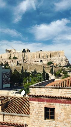 Athens, Greece Athens Greece, Vacation, Mansions, House Styles, Home Decor, Vacations, Manor Houses, Villas, Fancy Houses