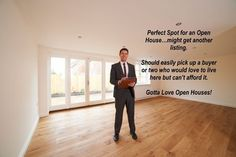 Open Houses in Real Estate - Why The Most Benefits Go to The Agent and Not The Seller:  http://www.thelasvegasluxuryhomepro.com/blog/open-houses-in-real-estate.html