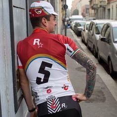 Rs Barcelona. Joseph Fitton · cycling jerseys 2ee4c747a