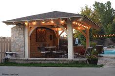 pool house plans with bar. Gazebo \u0026 Pavilion Kits Pool House Plans With Bar