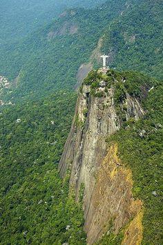 Christ the Redeemer - Corcovado, Rio de Janeiro, Brazil