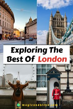 How to Explore London in 1 Day. Do you have only one day in London and not sure what to do? Discover how to spend one day in London with this ultimate London 1-day itinerary #london #londontraveltips #london1dayitinerary #unitedkingdom #europe Road Trip Europe, Europe Travel Guide, Europe Destinations, Travel Guides, Ireland Holidays, Visit England, City Guides, Future Travel, Ireland Travel