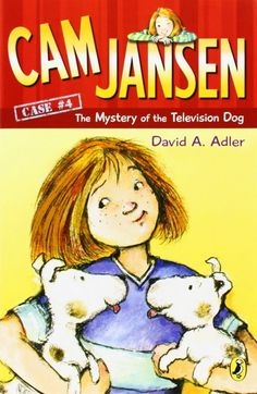 Cam Jansen and the Mystery of the Television Dog (Cam Jansen Adventure)