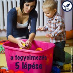 A picik fegyelmezésének öt lépése – Krisztamami blogja