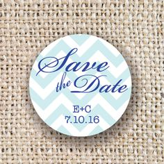 Custom Wedding Stickers Save the Date Labels by StickEmUpLabels, $5.50
