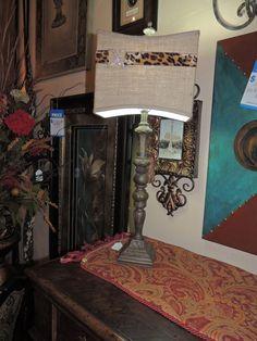 Western heritage home decor