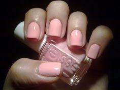 Simply peach! Essie Van D'Go
