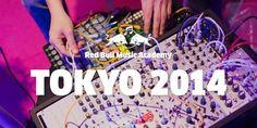 Red Bull Music Academy 2014 in Tokio