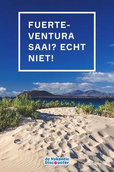 Fuerteventura; veel mensen denken dat dit eiland alleen geschikt is voor een relaxte strandvakantie. Maar het Canarische eiland biedt meer.