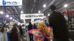 Wizard World Philadelphia 2014! @WizardWorld