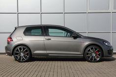 Volkswagen GOLF GTI mk7 Limestone Grey