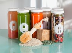 puree juice bar | Deep Sea Detox