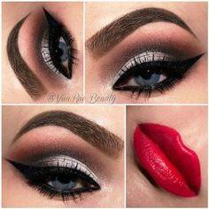 20 Collection Of Amazing Eye Makeup Ideas   AmazingMakeups.com