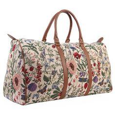 Signare Lot 45L (22 cm) Femme-Grand sac fourre-tout/sac de voyage/week-end, les sacs à main en cabine matin/jardin