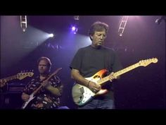 John Mayall Feat. Eric Clapton - All Your Love - Liverpool 2003 - YouTube