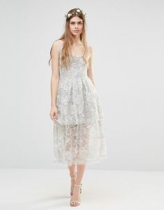 Image 1 ofBody Frock Wedding Freesia Layered Dress