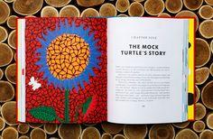 Yayoi Kusama, Japan's Most Celebrated Contemporary Artist, Illustrates Alice in Wonderland via Brain Pickings