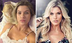 Diva de atitude: Brasileiras famosas sem maquiagem
