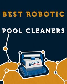 Gone are the days where you have to manually vacuum your pool. you have plenty of robotic pool cleaners to choose from. Cleaning Above Ground Pool, Best Above Ground Pool, Best Robotic Pool Cleaner, Best Pool Vacuum, Polaris Pool Cleaner, Swimming Pool Maintenance, Pool Care, Swiming Pool, Pool Remodel